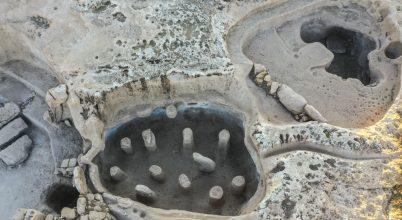 Ősi szertartások helyszínét tárták fel