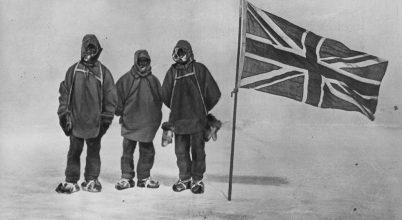 Feljavított fotókon elevenedik meg egy 1914-es expedíció