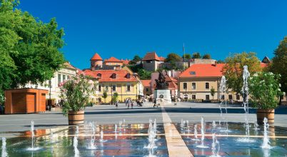 A magyarok szívesen turistáskodnak a hazai városokban