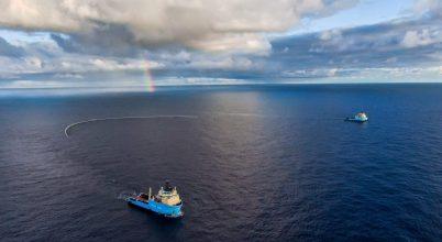 Sikeresnek nyilvánította a tesztjeit az Ocean Cleanup
