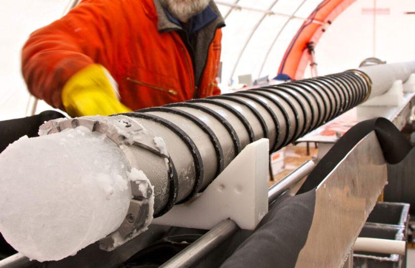 Emberi tevékenység korai nyomait találták az antarktiszi jégben