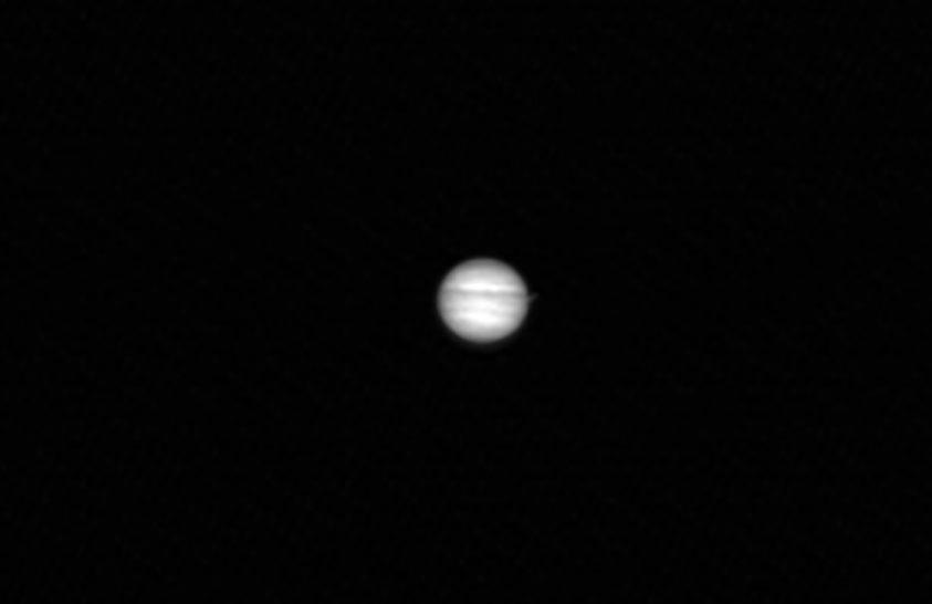 Így fest a Jupiter a Holdról nézve
