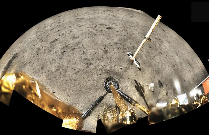 2 milliárd éve még aktív vulkán volt a Holdon