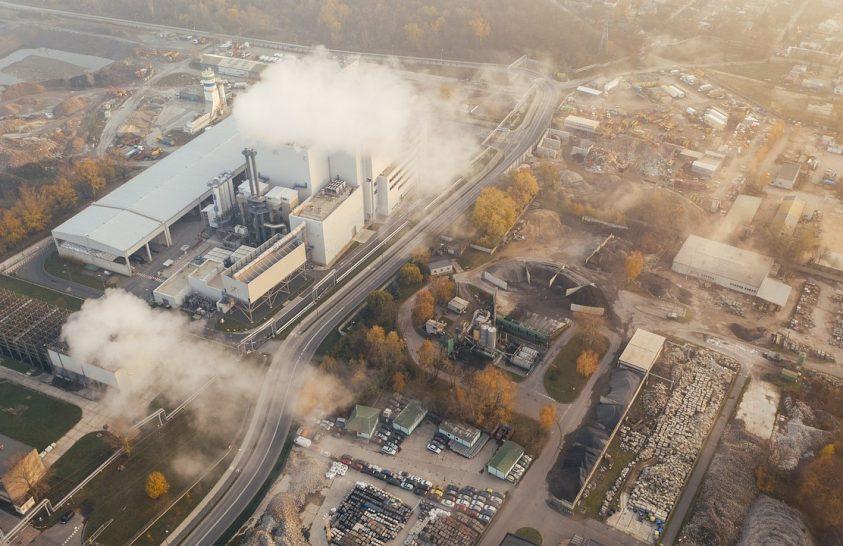2021-ben tovább nő a szén-dioxid-kibocsátás