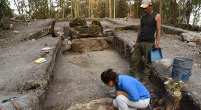 Több száz ősi építményt találtak Mexikóban