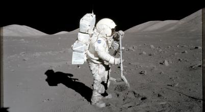 Fura helyről került elő egy elveszett holdkőzetdarabka