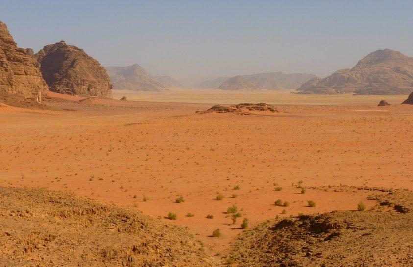 A sivatagban szimulálják, milyen lehet a Marson élni